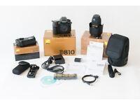 *New* Nikon D810 + MB-D12 Battery Grip & Nikon 24-70mm f/2.8 ED Lens