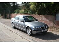 30 day guarantee - BMW 316i - 4 door - New MOT - Service history - lovely car and not abused