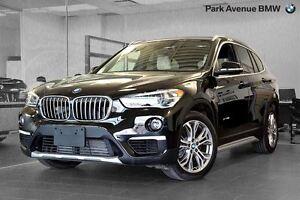 2016 BMW X1 xDrive28i // CAMERA + PARKING SENSOR