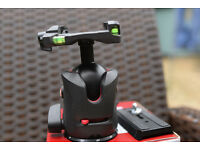 Manfrotto 055 Magnesium Ball Head with Q5 Quick ...