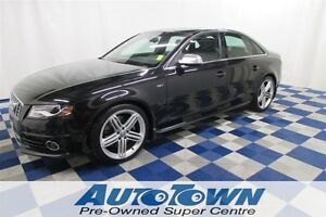 2010 Audi S4 3.0 Premium (S tronic)/LOCAL/CLEAN HISTORY/LOW KM!