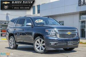 2017 Chevrolet Tahoe Premier Nav*Roof*Rear DVD