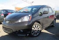 2013 Honda Fit SportManuelle/airclim/blueooth/cruise/mag