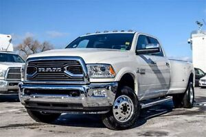 2017 Ram 3500 New Truck Laramie Limited|4x4|Navi|Sunroof|5th Whe