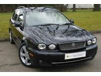 ***ESTATE***Jaguar X-Type 2.2 D DPF SE 5dr ***FULL HISTORY***HUGE SPEC**£0 DEPOSIT FINANCE*AA WARR