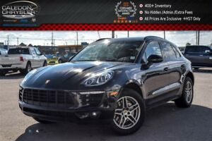 2016 Porsche Macan S|AWD|Pano Sunroof|Backup Cam|Bluetooth|Leath
