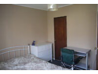 Quiet double room in bungalow shared with old environmentalist