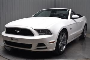 2013 Ford Mustang GT 5.0L CONVERTIBLE CUIR