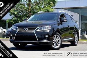 2015 Lexus RX 350 Sportdesign - 507$ par mois