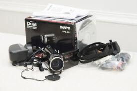 Sanyo Xacti vpc-sh1 Video Camera