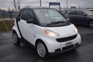 2011 smart fortwo A/C