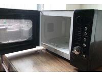 Hinari Lifestyle microwave oven, brown, used