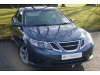 ***£0 DEPOSIT FINANCE***Saab 9-3 1.9 TiD Linear SE Automatic 4dr *FULL HISTORY* FREE 12 MONTH MOT**