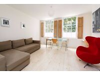 BEATTY ST, NW1: LOVELY 1 DOUBLE BEDROOM FLAT, FURNISHED, PRIVATE BALCONY, LOCATED ON QUIET STREET