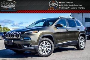 2016 Jeep Cherokee North|4x4|Backup Cam|Bluetooth|R-Start|Pwr Se