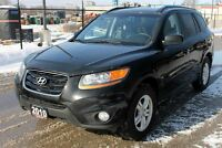 2010 Hyundai Santa Fe | V6 3.5L | Accident-FREE + Bluetooth