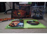 Mortal Kombat - Kollector's Edition (Xbox360)