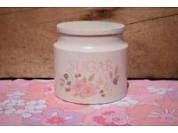 Boots Hedgerose Sugar Barrel retro vintage