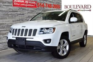 2016 Jeep Compass HIGH ALTITUDE 4X4 CUIR TOIT VUS