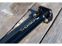 Thomson Elite Seat Post Black 27.2 410mm