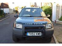 VERY GOOD CONDITION Land Rover Freelander mark 1, 1999, 116,000miles £950 OVNO