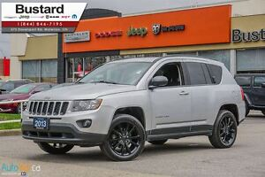 2013 Jeep Compass SPORT | 4X4 | HEATED SEATS | TOUCH SCREEN |AUT