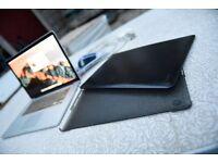 Apple Macbook Pro Retina 15; Intel Core i7 - 2.4Ghz, 256 SSD, 8 GB DDR3, Screen & Keyboard Protector