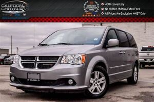 2016 Dodge Grand Caravan Crew |Backup Cam|Bluetooth|Heated Front