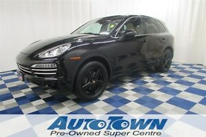 2014 Porsche Cayenne PLATINUM EDITION/LOCAL ONE OWNER/NAVIGATION