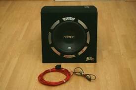 1000W VIBE Slick subwoofer with amplifier