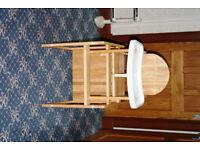 Mothercare Wooden Highchair