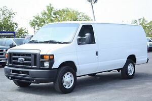 2014 Ford E-250 CARGO EXT TOW PACK 5.4L
