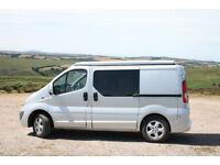 Vauxhall Vivaro 2012, campervan for sale, excellent condition – Bristol area