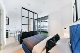Canary Wharf, Premier Development, The Wardian, 44th Floor, Suite, Gym, Pool, Spa..