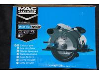 MacAllister Circular Saw - NEW