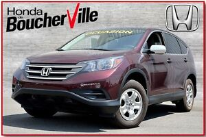 2014 Honda CR-V LX AWD bluetooth , banc chauffant