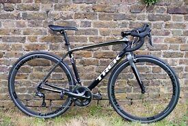 Trek Madone 5.2 - 54cm - Ultegra, Dura Ace (Carbon Road Bike)