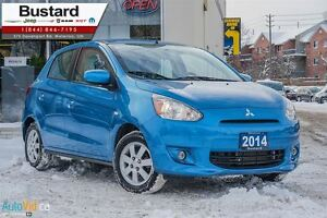 2014 Mitsubishi Mirage SE | | FULLY LOADED! | 10 YEAR WARRANTY