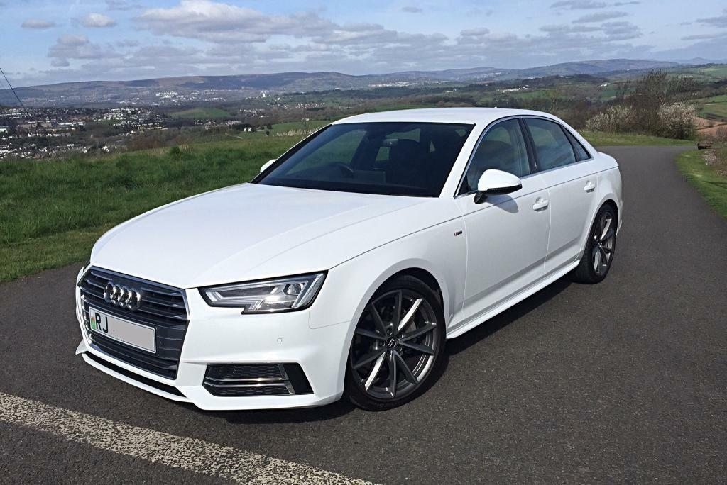 Audi A S Line TDi S Tronic In Taunton Somerset Gumtree - Audi a4 s line
