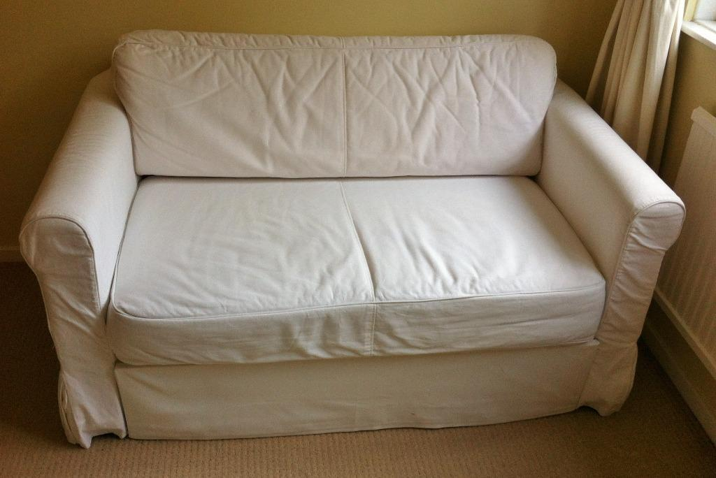 Chromcraft Kitchen Chair Parts Sofa Bed Gumtree Londonikea hagalund 2 seat sofa bed in - Sofa Bed ...