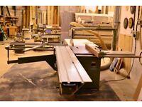 Altendorf F45 Sliding Table Panel Saw