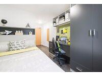 Standard En-suite in Shared Flat (Crescent Place)