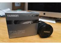 Tamron F2.8 24-70 VC IS USM - Canon fit