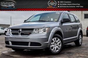 2017 Dodge Journey New Car CVP 7 Seater 3 Zone Climate Control P