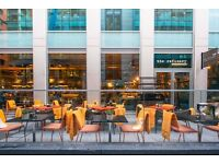 Part Time Host Required for Spinningfields Bar and Restaurant