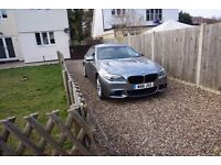 BMW 5 Series M Sport 525D 330BHP 60+MPG Immaculate condition. FULL BMW SERVICE HISTORY