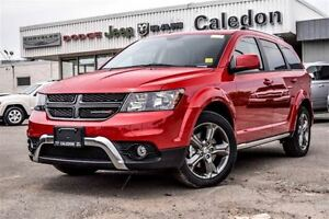 2016 Dodge Journey NEW Car|Crossroad Plus New AWD 7 Seater Navi