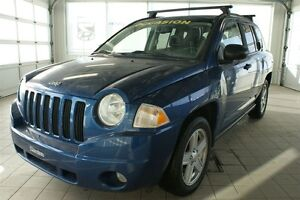 2009 Jeep Compass NORTH EDITION + TOIT OUVRANT