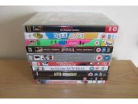 10 DVD,S Including Liberty Still Stands, Australia And Big Momma's House