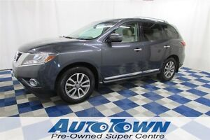2013 Nissan Pathfinder SL/AWDLEATHER INTERIOR/CLEAN HISTORY/LOW